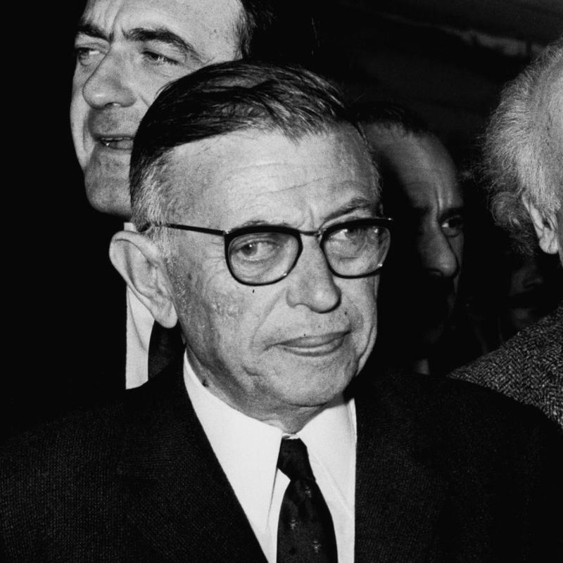 a view of fyodor dostoyevski and jean paul satres beliefs in freedom of the individual Fedor dostoevskii's notes from the underground and franz kafka's the trial in particular fyodor dostoevsky, notes jean-paul sartre, existentialism.